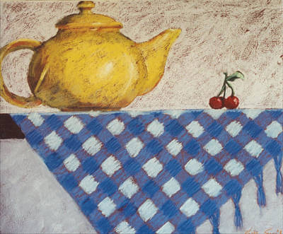 Painting - Vintage Still Life Series by Kelley Smith