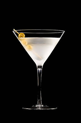 Photograph - Vodka Martini  by U Schade