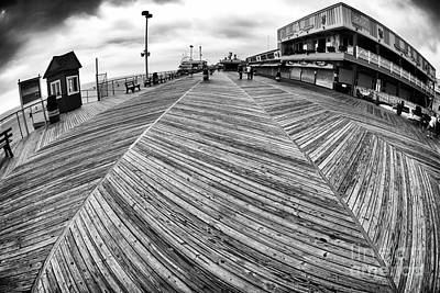 Photograph - Walking The Boardwalk by John Rizzuto
