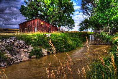 Photograph - Waterway by Craig Incardone