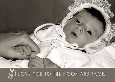 Baby Photograph - Welcome To The World Quote by JAMART Photography