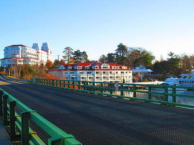 Photograph - Wentworth By The Sea by Jeffrey Akerson