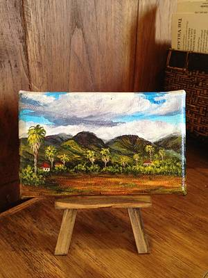 Painting - West Maui Mountains by Darice Machel McGuire