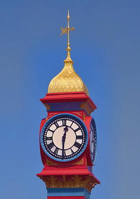Photograph - Weymouth Clock Tower by Paul Gulliver