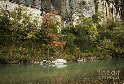 Photograph - White River Arkansas by David Waldrop