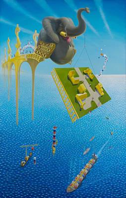 Who Needs Regulations? Art Print by Johnny Everyman