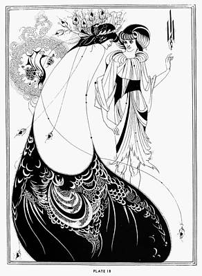 Drawing - Wilde Salome by Granger