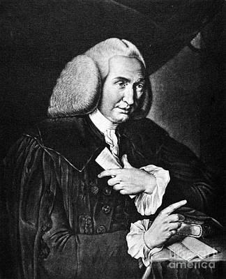 Cullen Wall Art - Photograph - William Cullen (1710-1790) by Granger
