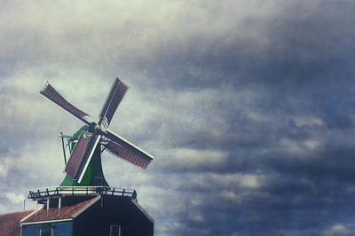 Mills Photograph - Windmill by Joana Kruse