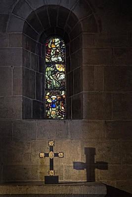 Photograph - Window by Inge Riis McDonald