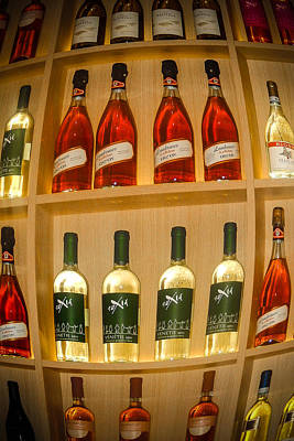 Photograph - Wine Range  by Dany Lison