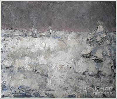 Winter  Art Print by Pemaro