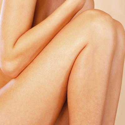 Woman's Body Art Print