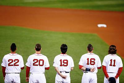 Photograph - World Series - St Louis Cardinals V by Jared Wickerham