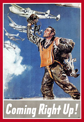 Photograph - World War II: U.s. Poster by Granger