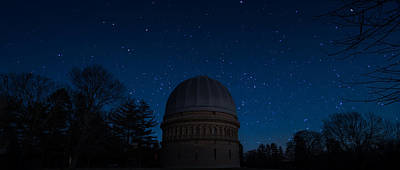 Yerkes Observatory Wisconsin Original by Steve Gadomski