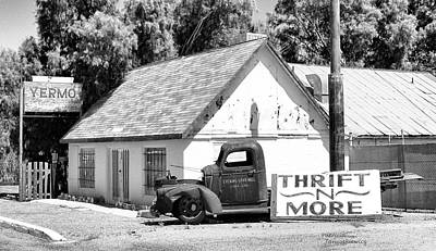 Photograph - Yermo Thrift N More by Patricia Januszkiewicz