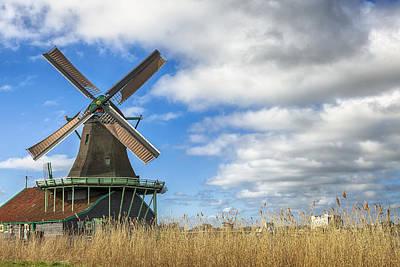 Zaans Photograph - Zaanse Schans by Joana Kruse