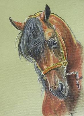 Painting - Zimark by Janina  Suuronen