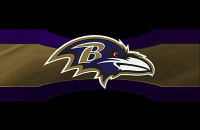 Baltimore Ravens Art Print