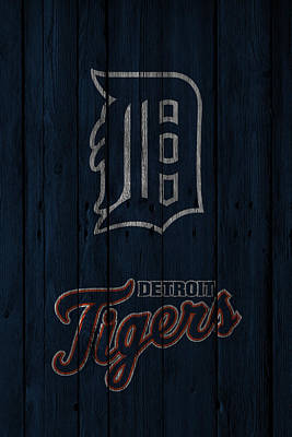 Photograph - Detroit Tigers by Joe Hamilton