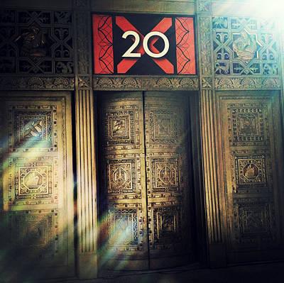 20 Exchange Place Art Deco Art Print by Natasha Marco