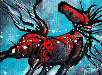 Painting - #20 June 11th by Jonelle T McCoy