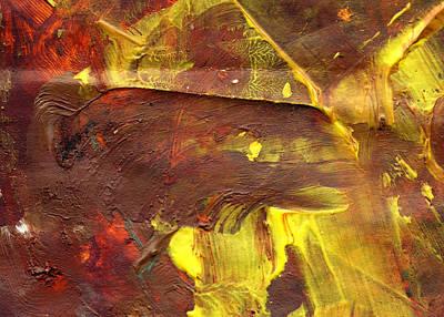 Mixed Media Abstract Art Print by Modern Art Prints