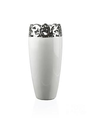 Christmas Patents Rights Managed Images - Modern vase Royalty-Free Image by Nikita Buida