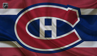 Montreal Photograph - Montreal Canadiens by Joe Hamilton