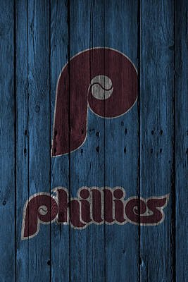 Photograph - Philadelphia Phillies by Joe Hamilton
