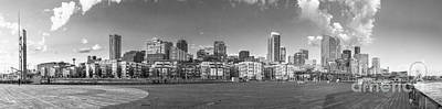 Seattle Skyline Photograph - Seattle Skyline by Twenty Two North Photography