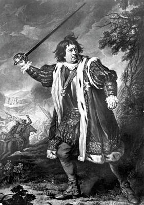Reynolds Drawing - Shakespeare Richard IIi by Granger