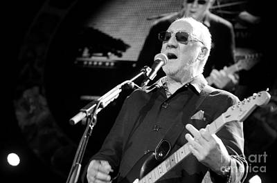 Pete Townshend Photograph - The Who by Jenny Potter