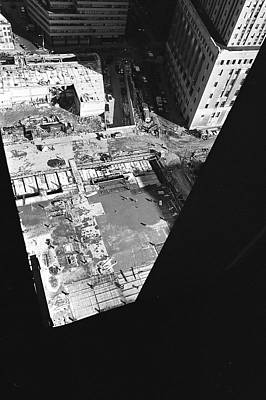 Photograph - Twin Towers by William Haggart