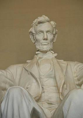 Lincoln Memorial Photograph - Washington Dc, Usa by Lee Foster