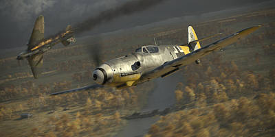 Wwii Digital Art - 200 by Robert Perry