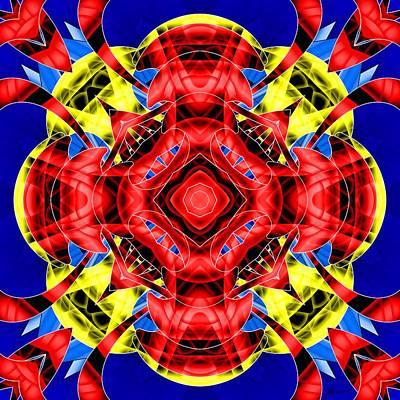 Digital Art - 2000 17 by Brian Johnson