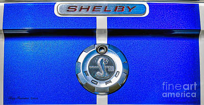 Art Print featuring the photograph 2006 Shelby Mustang Gt by Trey Foerster