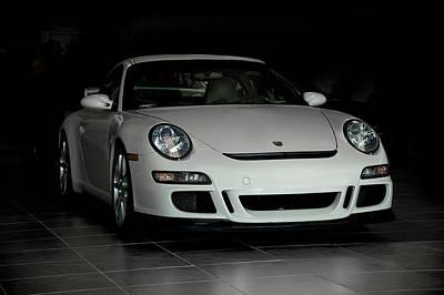 2007 Porsche Gt3 Art Print