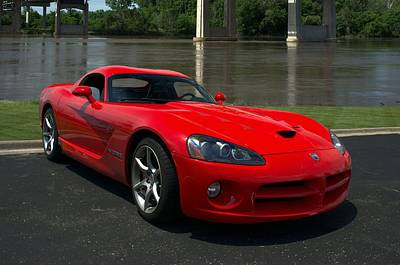 Photograph - 2008 Dodge Viper Srt 10 by Tim McCullough