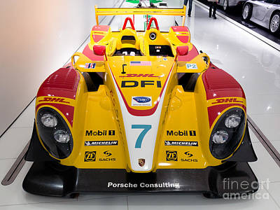 2008 Porsche Rs Spyder Evo Art Print
