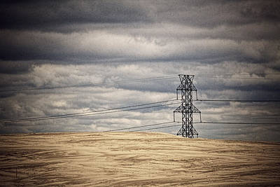 Photograph - Power And The Dunes by Roger Passman