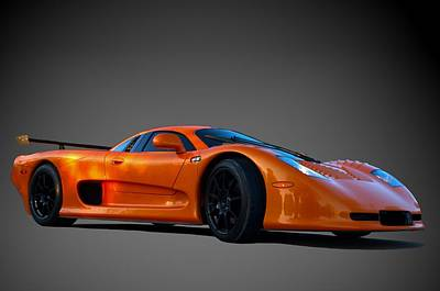 Photograph - 2009 Mosler Mt900 by Tim McCullough