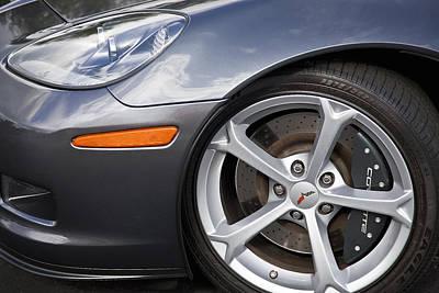 Photograph - 2010 Chevy Corvette Grand Sport by Rich Franco