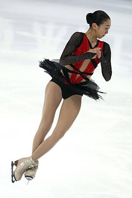 Figure Skating Photograph - 2011 World Figure Skating Championships by Science Photo Library