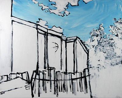 2012 82 Mclean Virginia Original by Alyse Radenovic