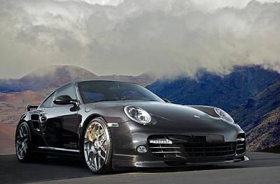 2012 Porsche Turbo S Art Print