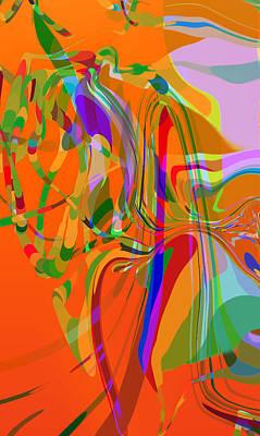 Sumo Digital Art - 2013-01-28-01b1c1 by Peter Shor