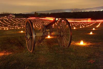 Photograph - 2013 Antietam Cannon by Judi Quelland